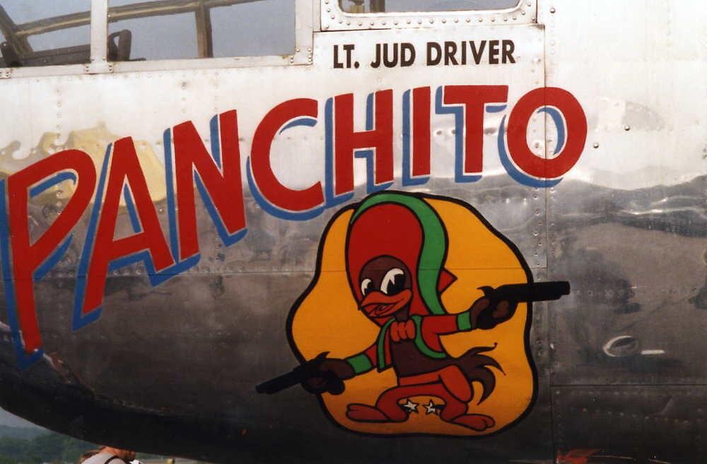 Panchito by Steven Squizzero