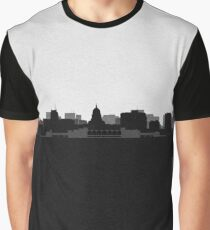 Travel Posters | Destination: Madison Graphic T-Shirt