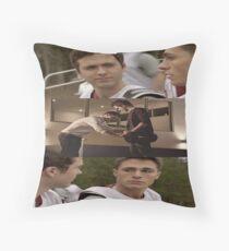 Jackson/Matt [Cuddling] Throw Pillow