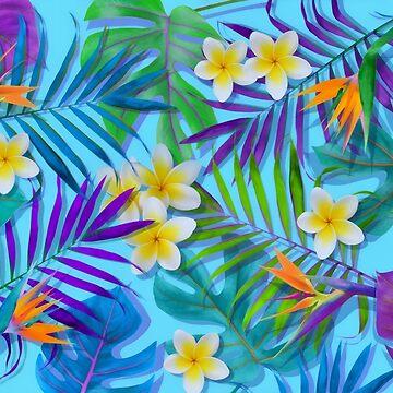 Tropical Paradise by CatyArte