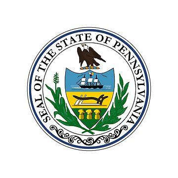 Seal of Pennsylvania by fourretout