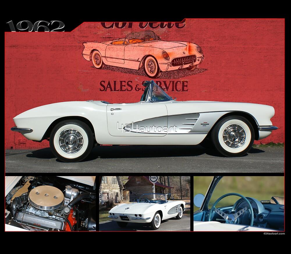 1962 Corvette by 454autoart