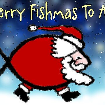 MERRY FISHMAS! by atheistcards