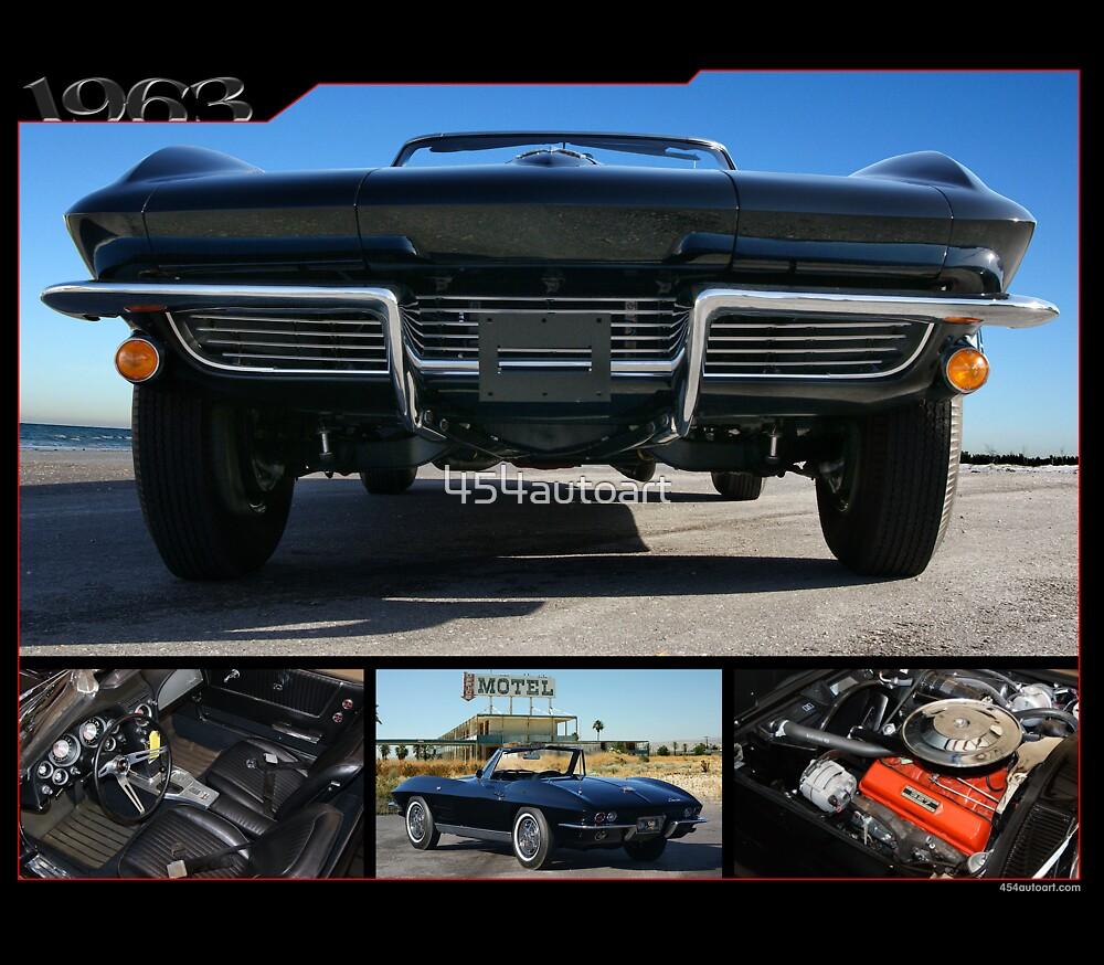 1963 Corvette by 454autoart