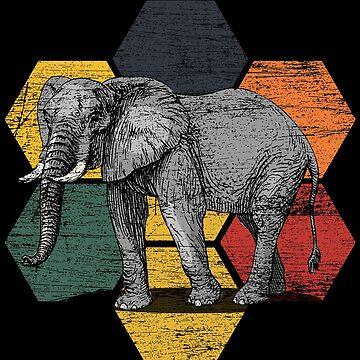 elephant by GeschenkIdee