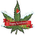 Happy Weedmas!!! by Zero81