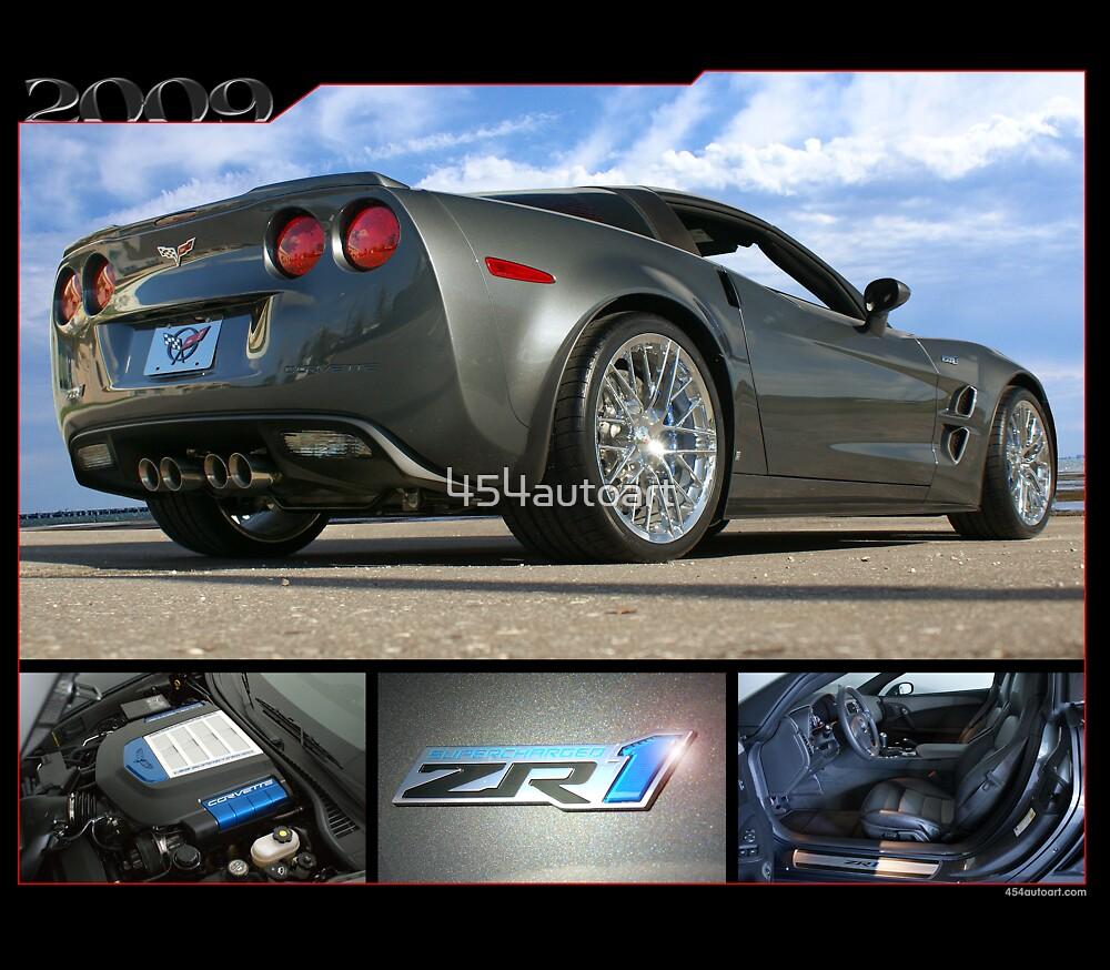 2009 Corvette ZR1 by 454autoart