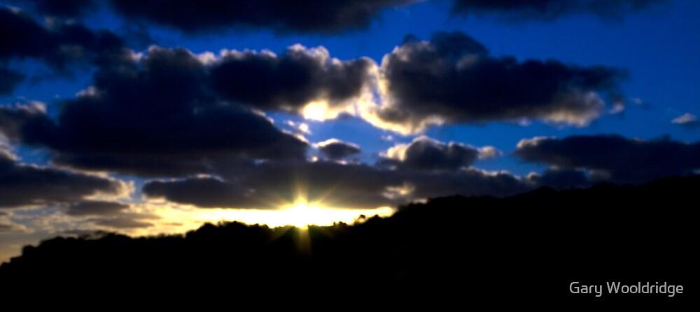 Stormy sky by Gary Wooldridge