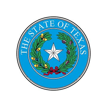 Seal of Texas by fourretout