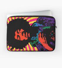 Psychedelic Hendrix Laptop Sleeve