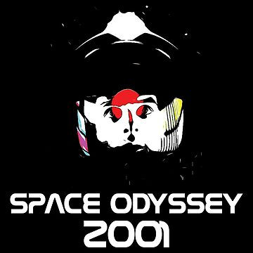 Space Odyssey 2001 by pepperypete