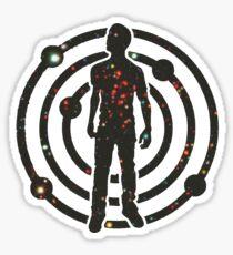 Satellite Flight - Kid Cudi  Sticker