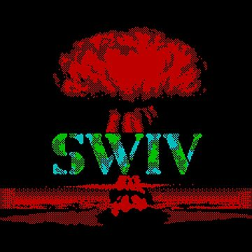Gaming [ZX Spectrum] - SWIV by ccorkin