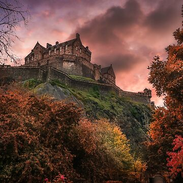 Edinburgh Blush by RichardSayer