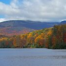 Autumn at the Lake by Jane Best