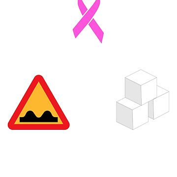 Check Your Bumps For Lumps Breast Cancer Awareness Apparel by troy1969