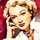 Eve Arden, Vintage Actress by SerpentFilms