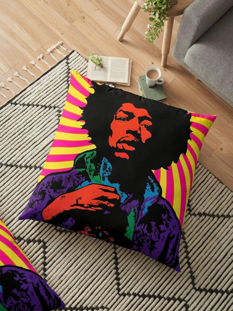 «Hendrix psicodélico» de Tex-Willer