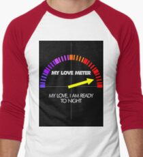 My Love Men's Baseball ¾ T-Shirt