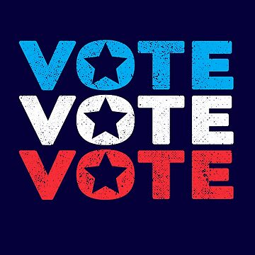 Vote Vote Vote by zeno27