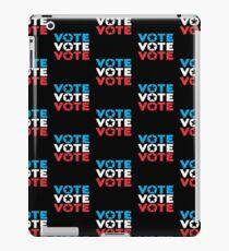 Vinilo o funda para iPad Votar votar votar