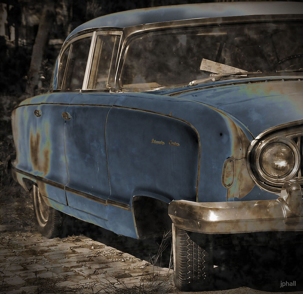 Old Car 2 by jphall
