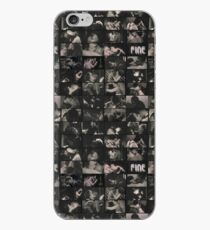 The Censored Kisses of Cinema Paradiso iPhone Case