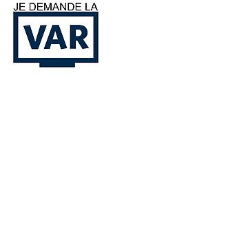 I request the VAR by gio310
