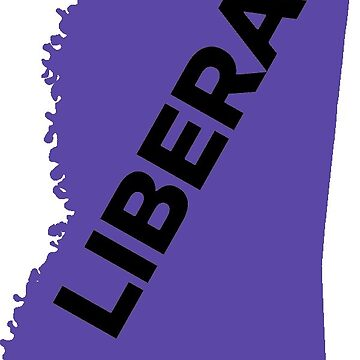 Liberal Mississippi - purple by wokesouth