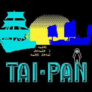 Gaming [ZX Spectrum] - Tai-Pan by ccorkin