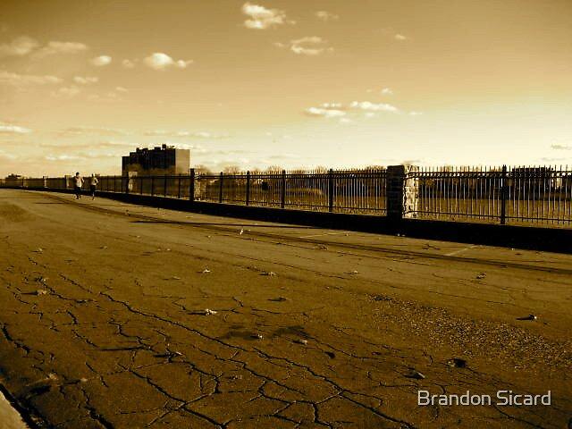 On the Beaten Path. by Brandon Sicard