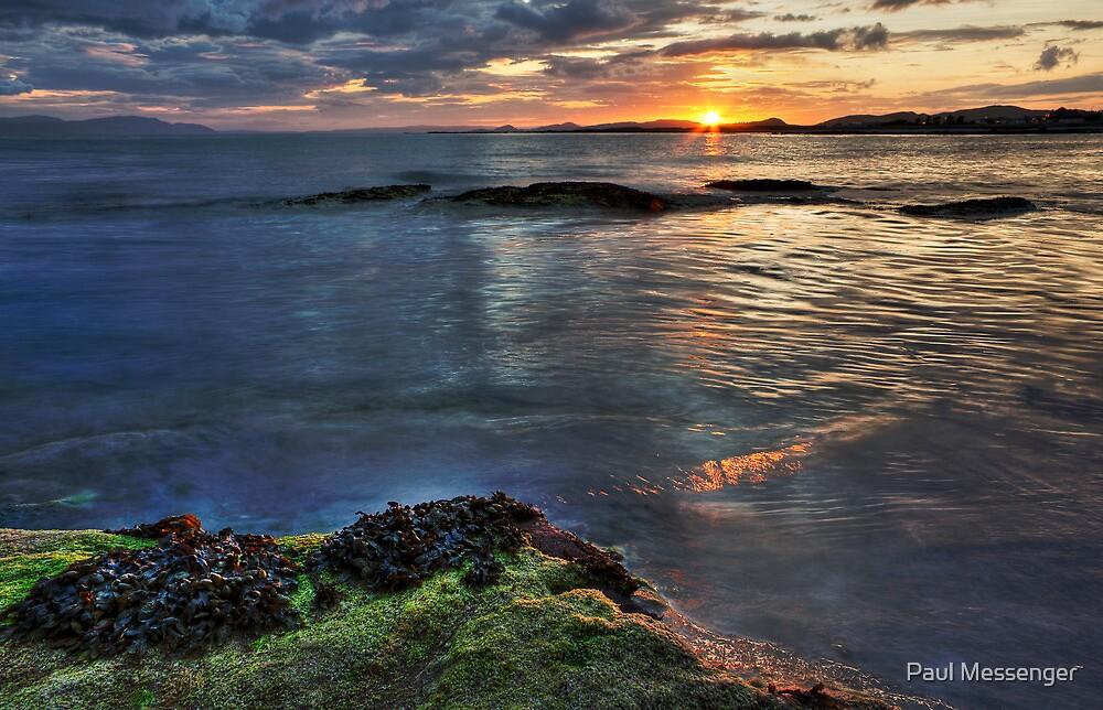 Ardossan Sunset by Paul Messenger