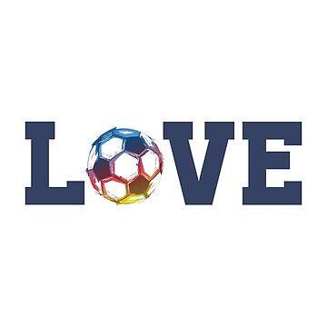 I Love Soccer by goodspy
