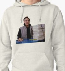 Pizza Time. Pullover Hoodie