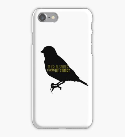 The Canary iPhone Case/Skin