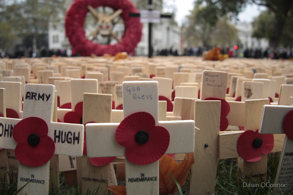 Remembrance Day by Dawn OConnor