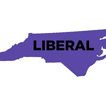Liberal North Carolina - purple by wokesouth