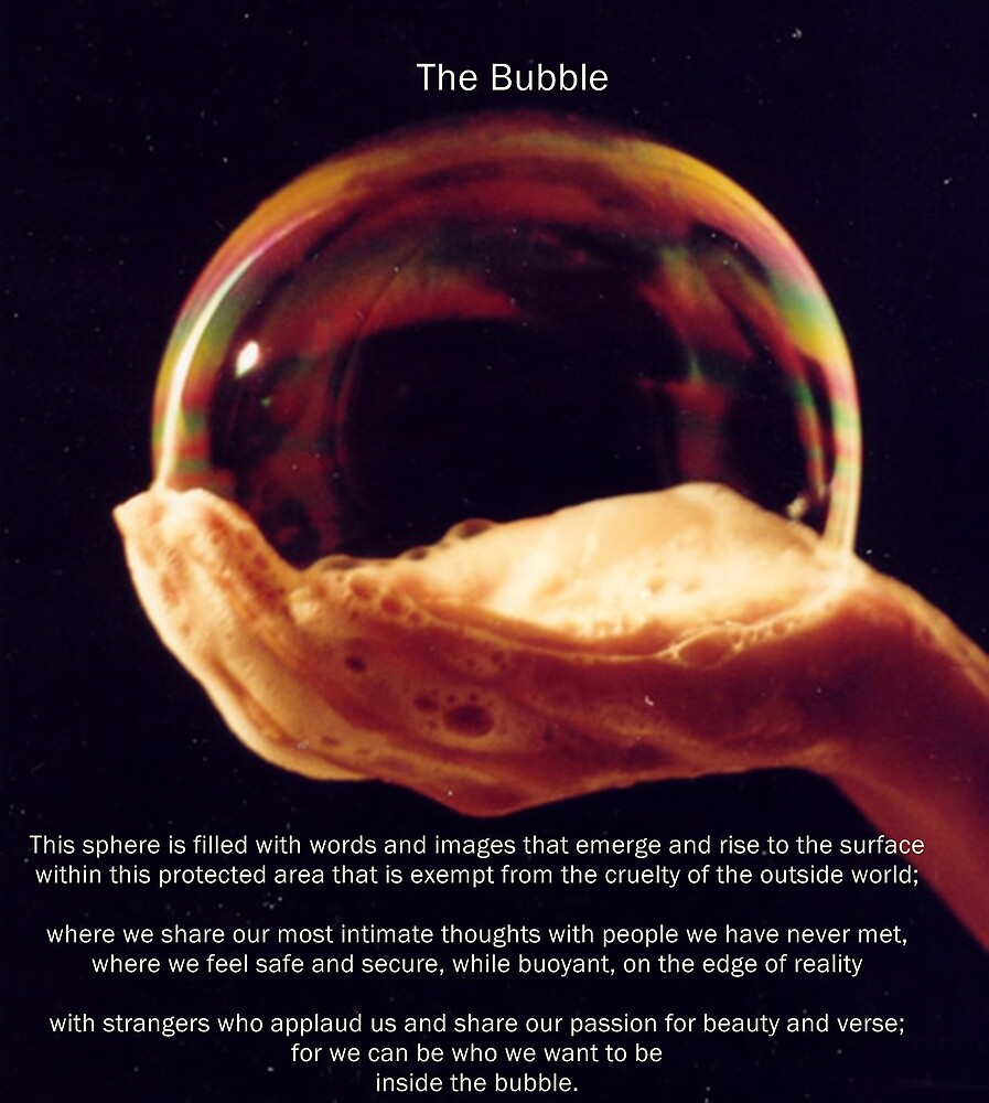 The Bubble by Sherry Seely
