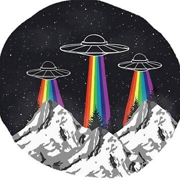 Regenbogen-Entführung von erinaugusta