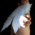 Angel Touch by Tomitheos