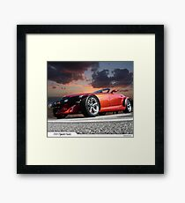 2000 Plymouth Prowler Framed Print