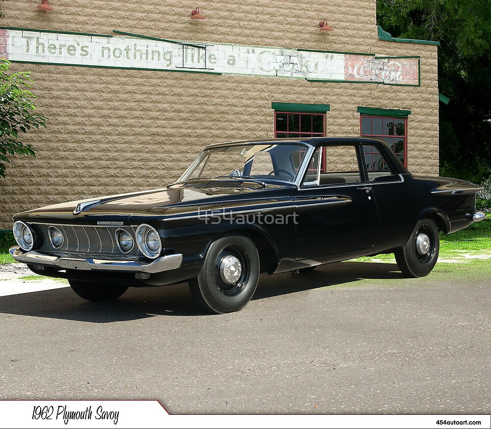 1962 Plymouth Savoy by 454autoart