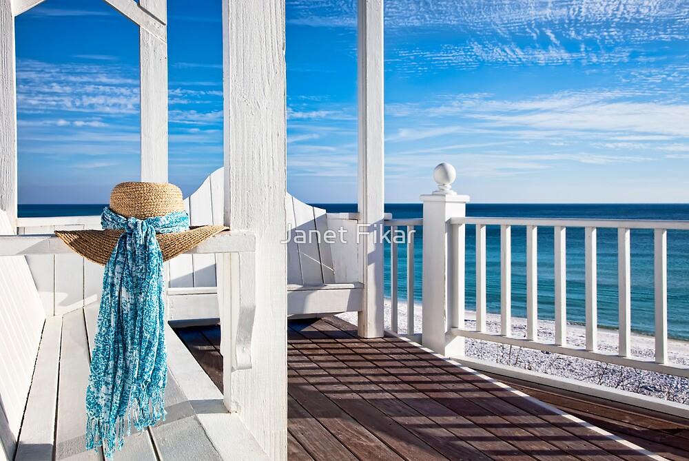 Seaside Escape by Janet Fikar