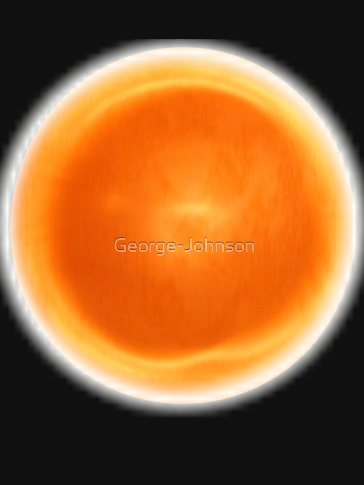 OrangeSun by George-Johnson
