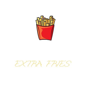 Exercise? I thought you said extra fries! by Faba188