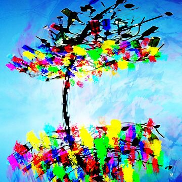 BOTTLE TREE by FieryFinn77