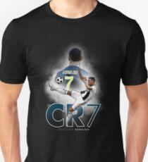 Cristiano Ronado 'CR7' Juventus Illustration Design Unisex T-Shirt