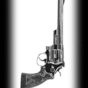 Smith & Wesson .44 Magnum by BlackEel