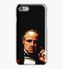 God Father iPhone Case/Skin