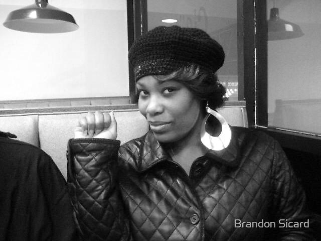Black Power. by Brandon Sicard